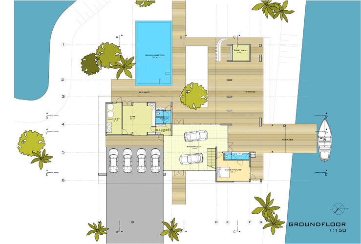 H:Projecten Gullit & Partners Arch2011-008-Villa Sanjay�1-A-C